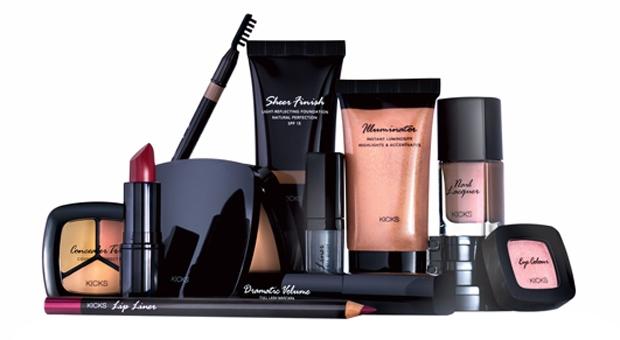 Kicks makeup utökar sortimentet